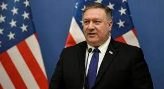 US Secretary of State Mike Pompeo will be in Sri Lanka on 28th Oct.