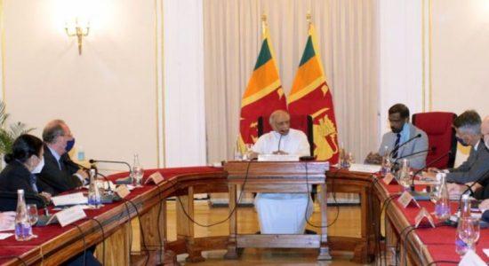 Import restrictions to be reviewed; FM tells EU Ambassadors