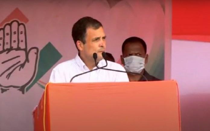 ... ये हुआ तो बंगाल में ऐसी आग लगी, जिसे कोई रोक नहीं सकता, रैली में बोले राहुल गांधी