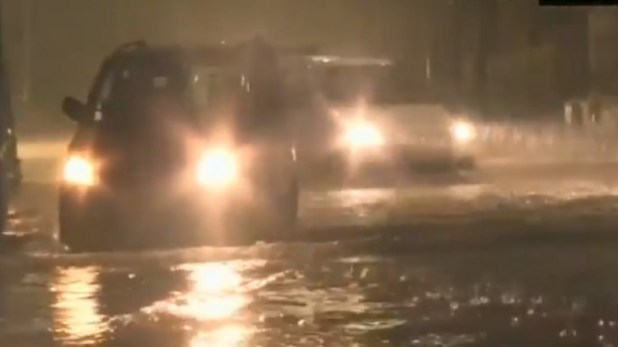 Mumbai heavy rainfall