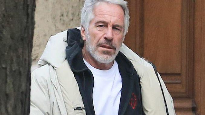 Jeffrey Epstein, retrouvé mort