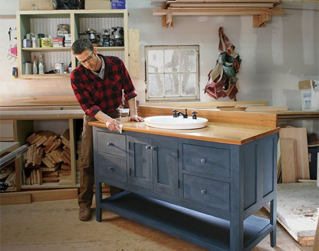 polaris home design breaks ground with custom bathroom vanities to