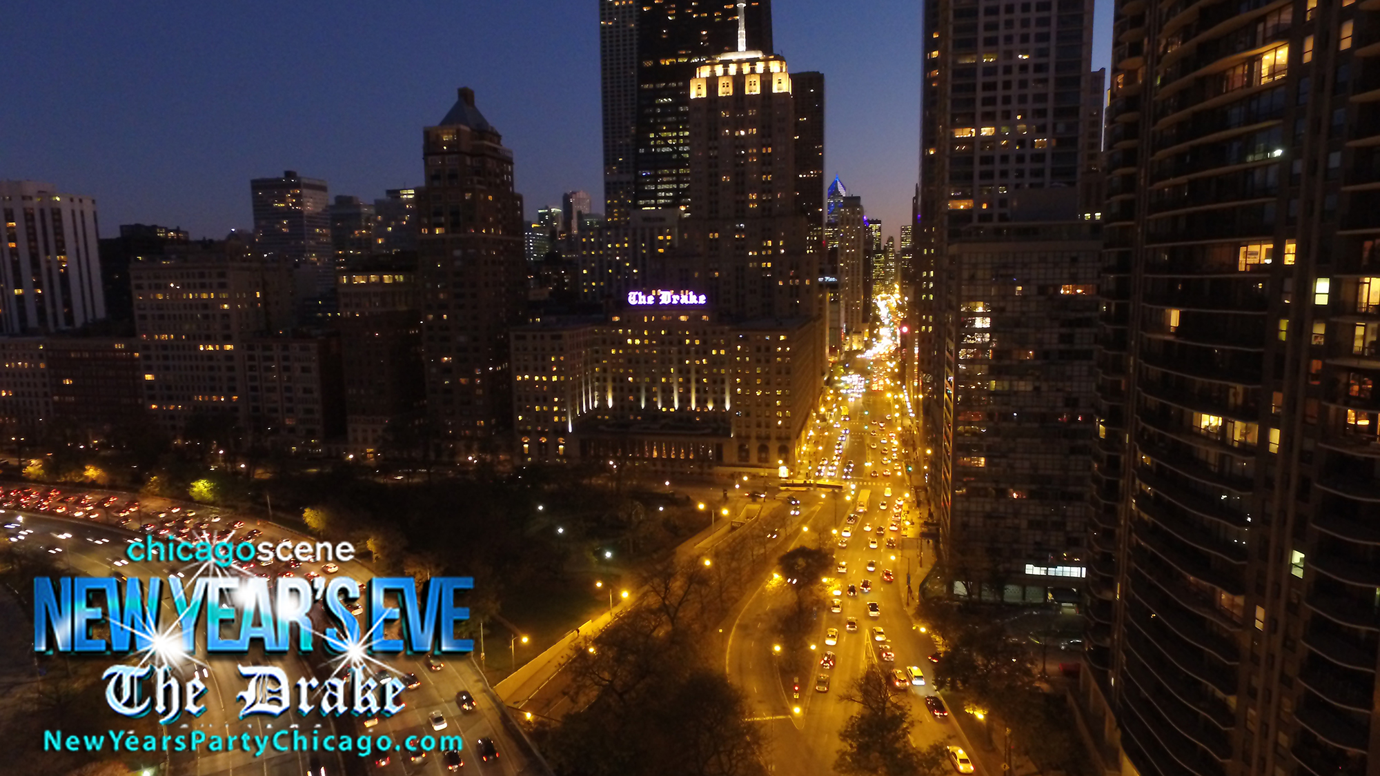 Chicago s Longest Running New Year s Eve Party at the Drake Hotel     The Drake Hotel Chicago New Year s Eve Party