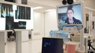 The Path Forward: Using Telehealth To Treat COVID-19 Patients Safely