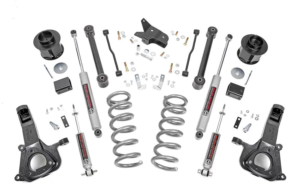 Dodge Ram Suspension Lift Kits Amp Accessories