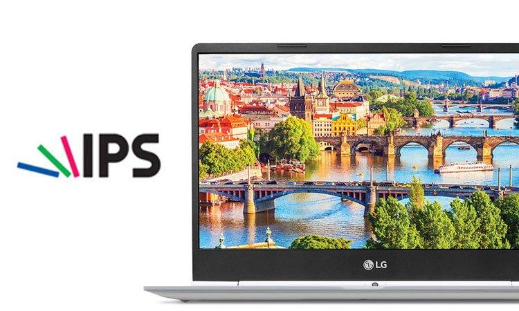Máy tính xách tay LG Gram 13'' (ZD970-G) đem đến hình ảnh cực nét