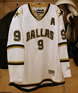 Courtesy of DallasStars.com