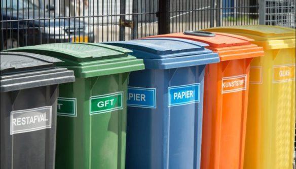 Afbeeldingsresultaat voor Afvalscheiding