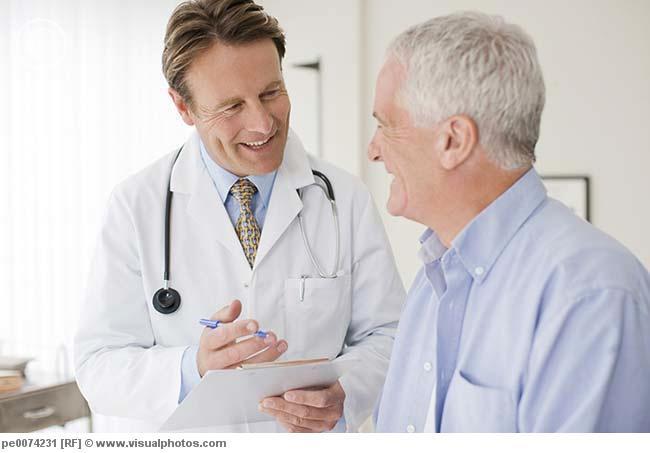 foto bij artikel Kan overleg tussen arts en patiënt het antibioticagebruik verminderen?
