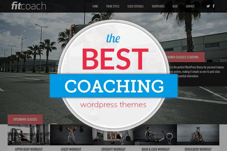 30 WordPress Coaching Themes 2018