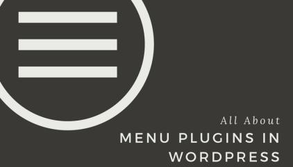 11+ Vertical menu WordPress Themes 2019