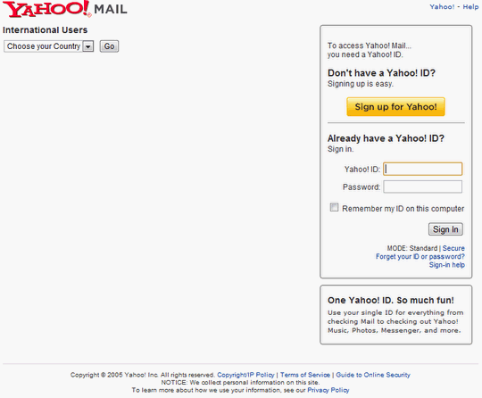 yahoomailsignin2005a