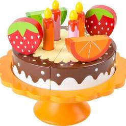 Wooden Birthday Cake by Small Foot