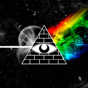 Game logo: The Wall, The Eye and The Light (Promo material, Dalia Kochneva).