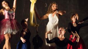 Ballet on the Mariinsky theater (play, Erik Pihl).