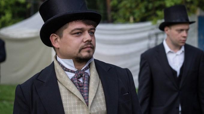 Russian gentlemen (play, Erik Pihl).