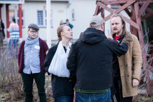 2013 run of Halat hisar. (Play, Tuomas Puikkonen)