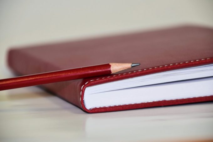 Notebook (photo, public domain)