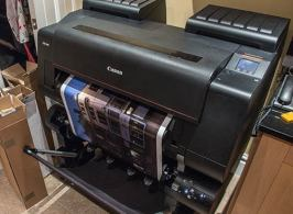 pro 2000 printer producing 24 inch width print - Canon imagePROGRAF iPF PRO 2000 Drivers Download