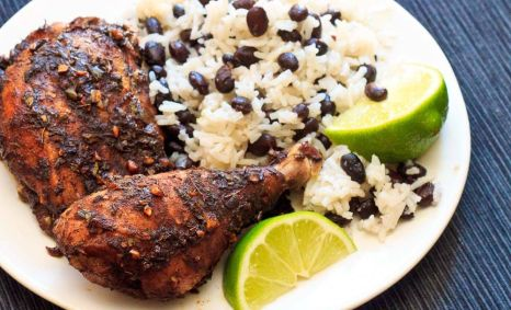 Image result for about jamaican jerk chicken