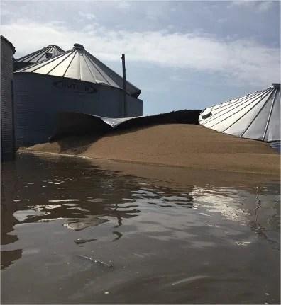 Enchente em Nebraska - EUA - Março 2019