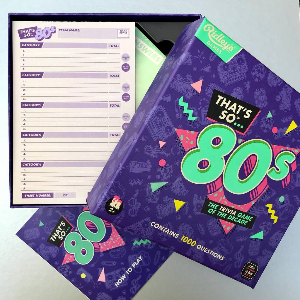 80 S Trivia Quiz Of The Decade By Nest