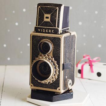 Videre Diy Pinhole Camera Kit Unique And Quirky Gift Ideas Any Odd Person Will Appreciate (Fun Gifts!)