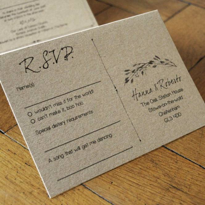 Blank Wedding Invitation Kits Is Bewitching Ideas Which Can Be Applied Into Your 1