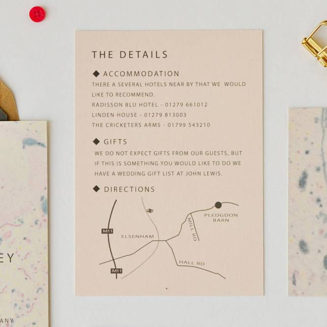 This Gold Wedding Invitation Suite Includes Rsvp Information Card Save The Date Program Menu Thank You Table Number And