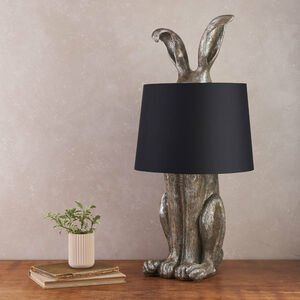 Hare Table Lamp By All Things Brighton Beautiful Notonthehighstreet Com