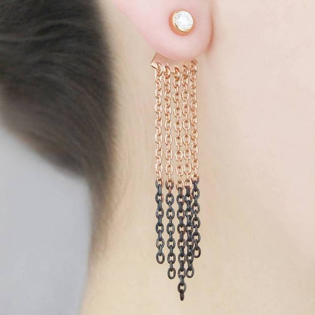 Image result for drop earrings