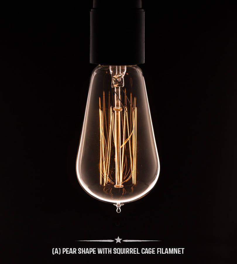 Vintage Light Bulb By Dowsing Amp Reynolds