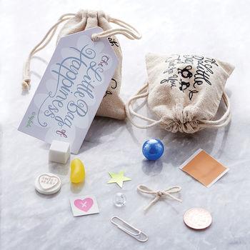 Little Bag Of Happiness cheap gift ideas for teen girls