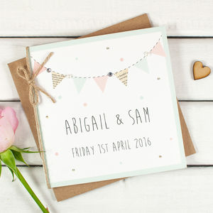Single Page Diy Email Wedding Card Template 6 Pea Scroll