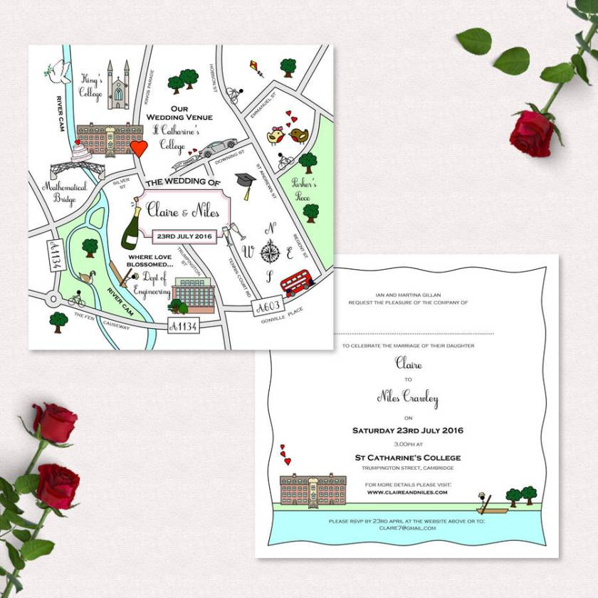 Wedding Invite Map Creator 100 Images Best 25 Invitation