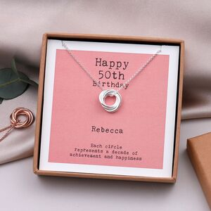 50th Birthday Gifts And Present Ideas Notonthehighstreet Com