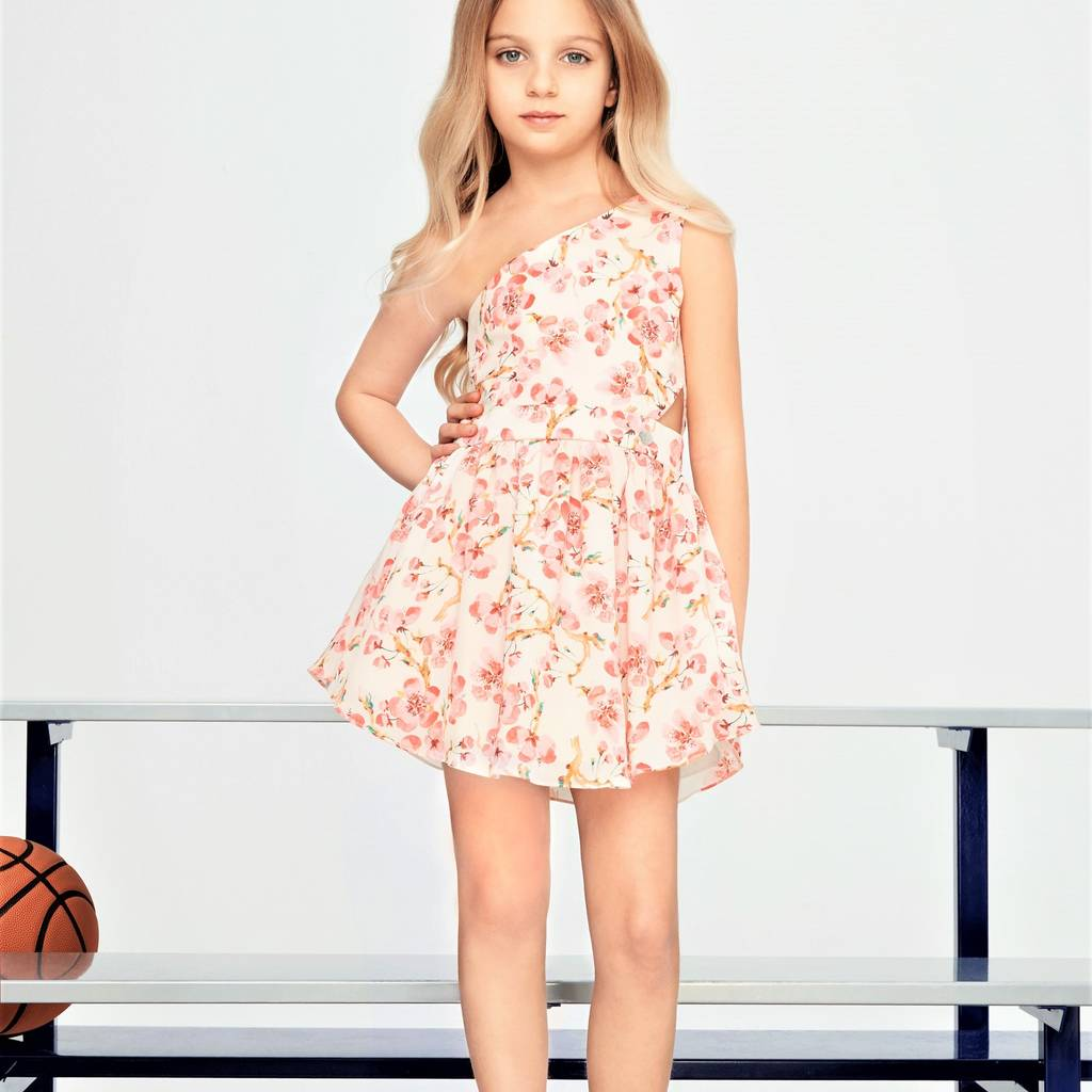Girls Special Occasion Dress By Tuta Kids