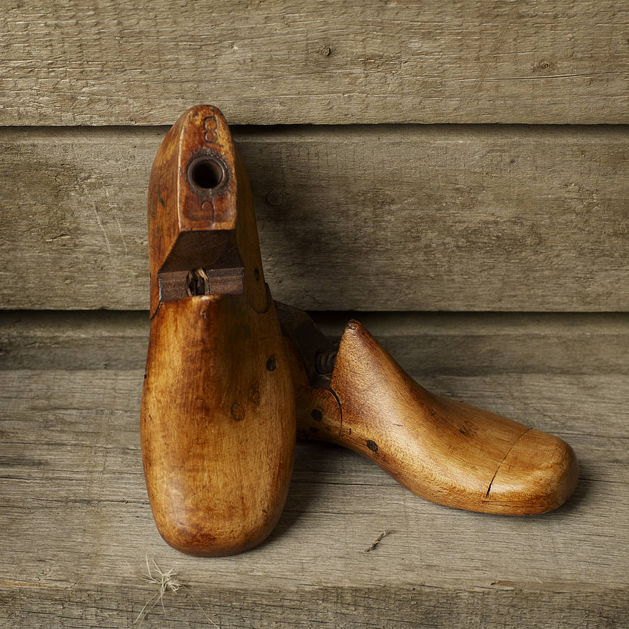 Childrens Shoe Last Book Ends By The Original Home Store The Home Of Reclaimed Reloved