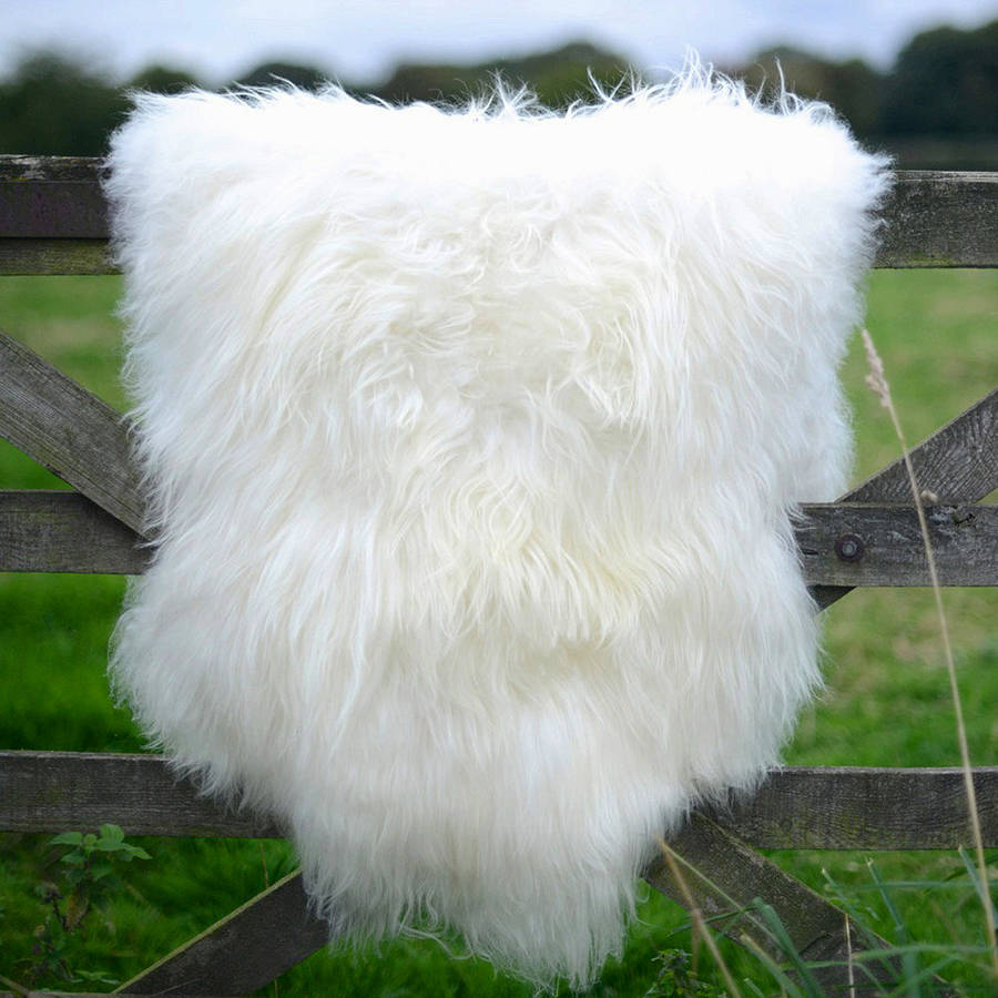 Icelandic Sheepskin Rug Various Colours By Idyll Home