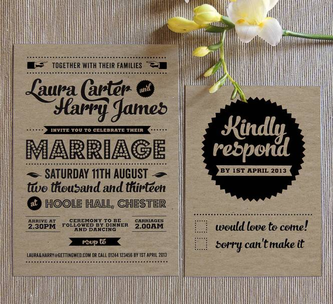 Vintage Fl Wedding Invitations With Wax Seals