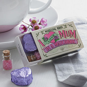 Tea For Mum In A Matchbox 100 Cheap Gift Ideas For Her Under £20 - The 2015 Gift Guide