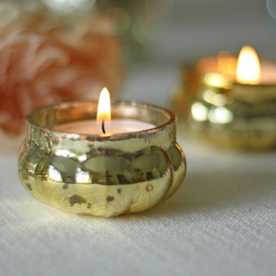 Tea Light Candle Holders