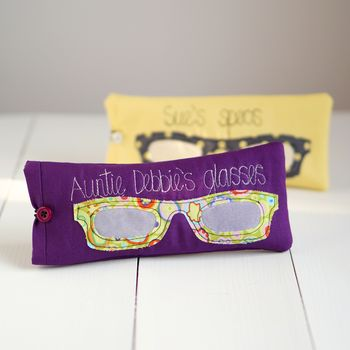 Personalised Glasses Case 100 Cheap Thoughtful Gift Ideas For Her Under £20