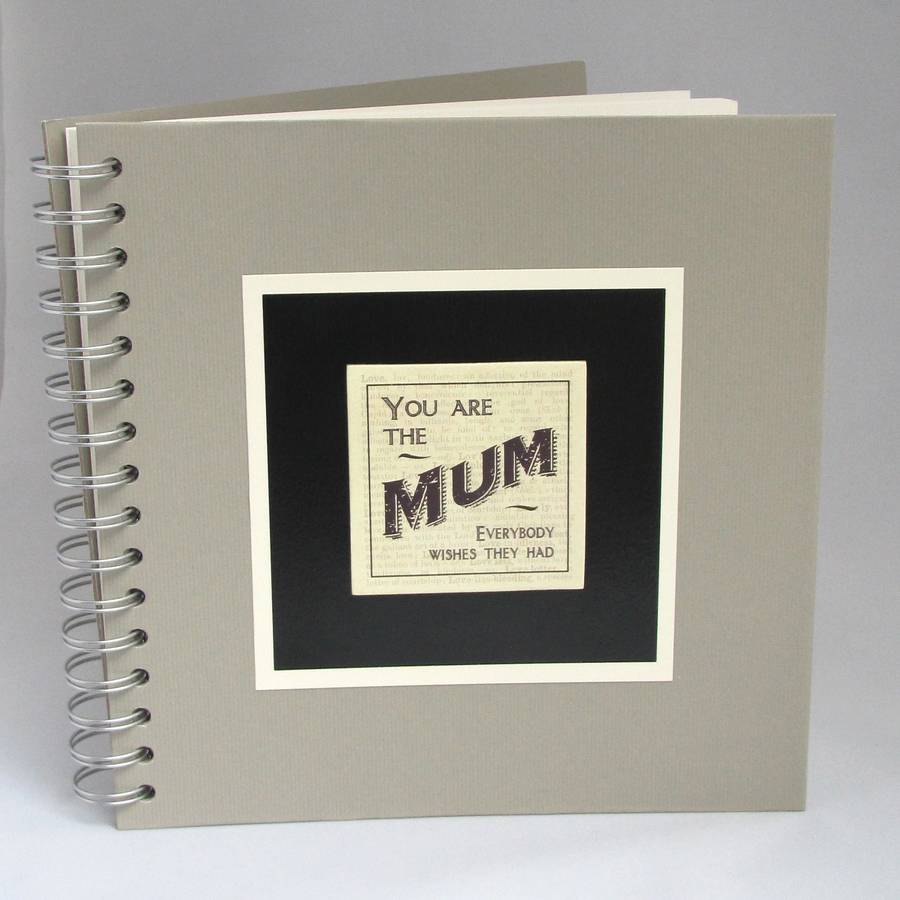 Image result for photo album for mothers day