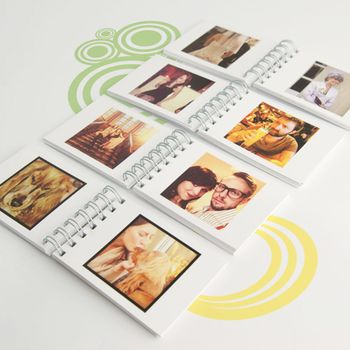 Personalised Compact Photo Book