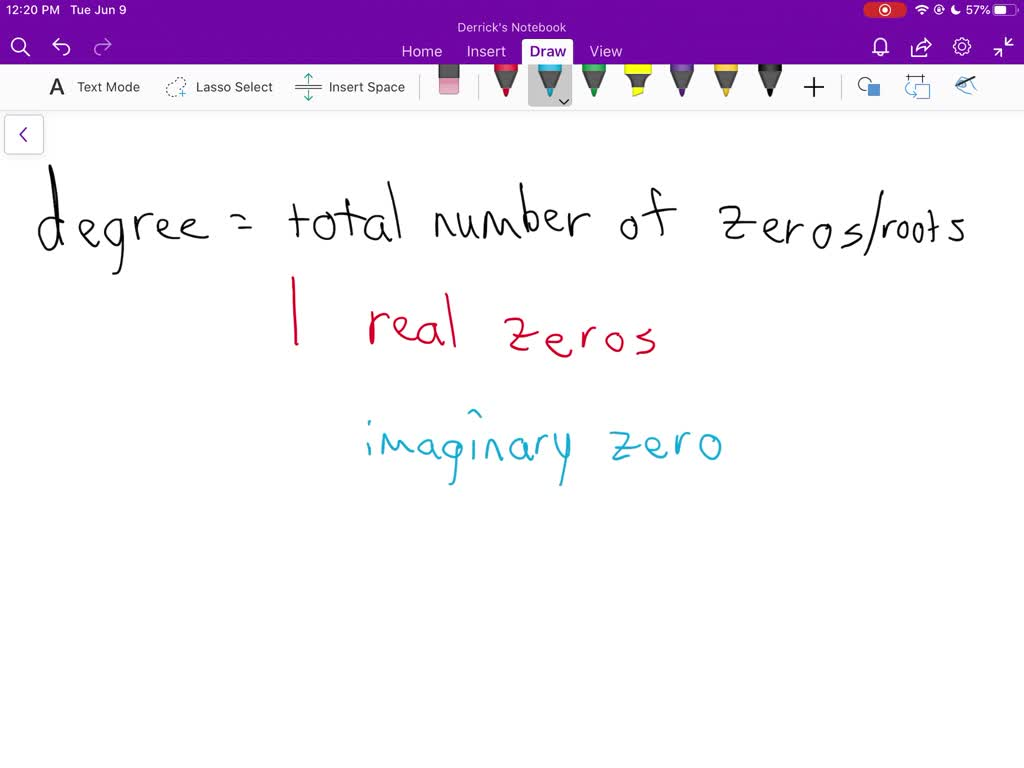 The Graph Of A Polynomial Function Is Given What