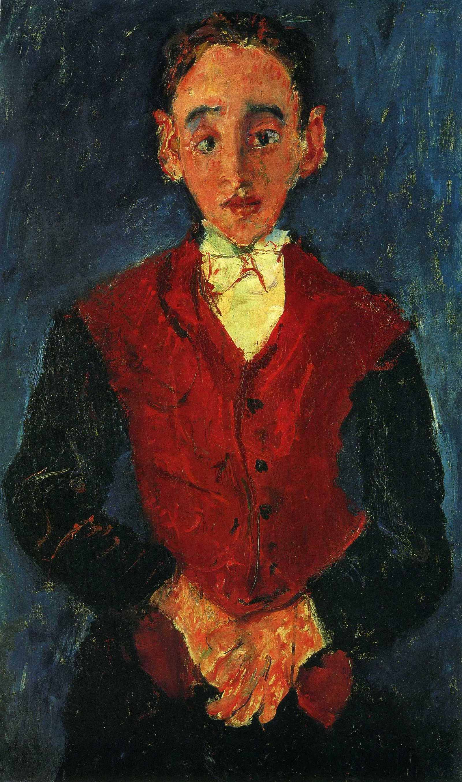 Cha 239 M Soutine The Butcher The Baker The Candlestick