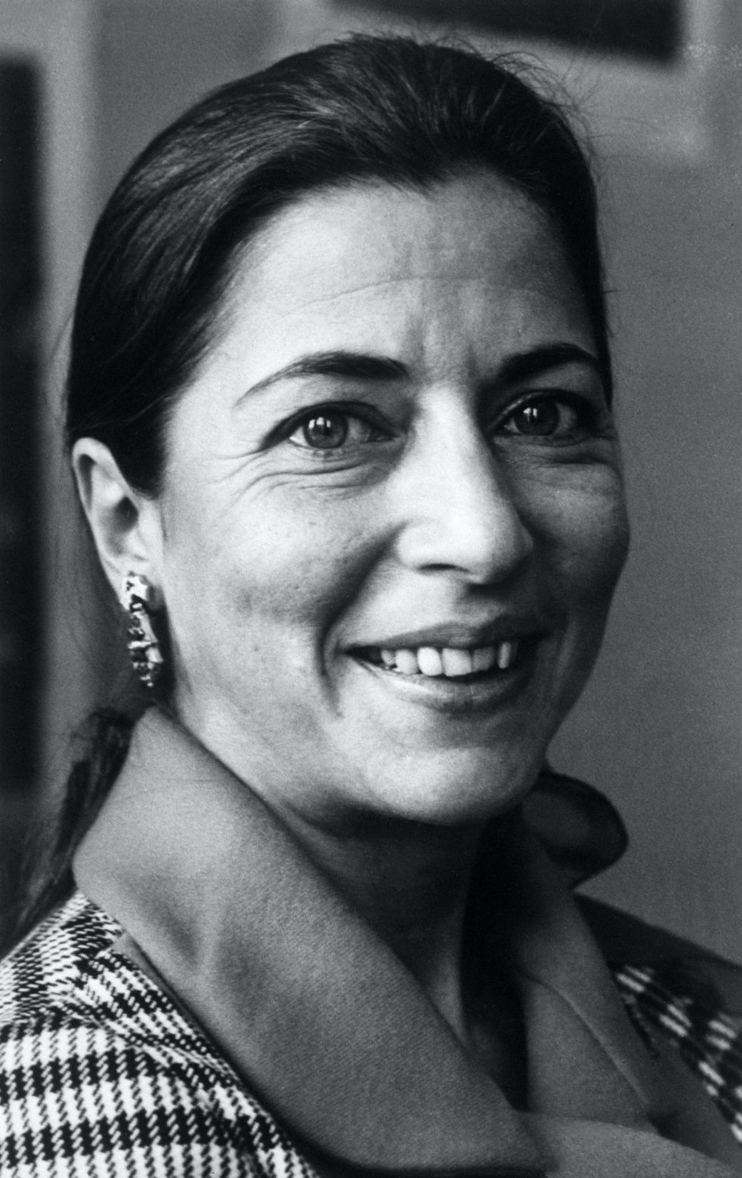 Portrait of Ruth Bader Ginsburg, 1977
