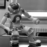 Meet the Teaching Robots at M.S. 136