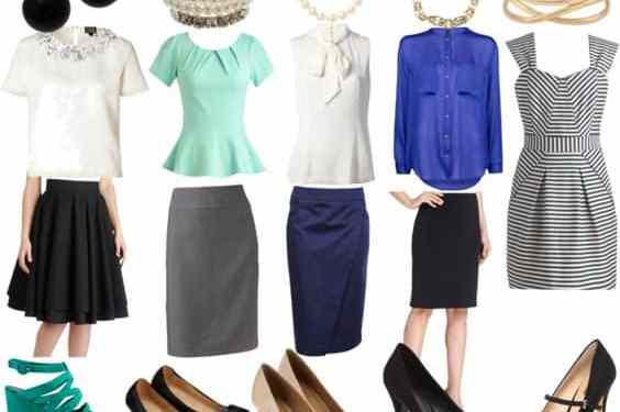 Cool and Chic Looks to Rock at Work